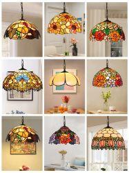 Lampada Pendant di vetro macchiato della lampada Pendant di Tiffany