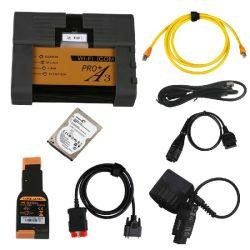 Berufsdiagnosehilfsmittel BMW-Icom A3+B+C+D mit freier WiFi und der Ingenieur-V2020.08 Software