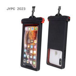Casos de telefone móvel à prova de cobertura para iPhone brilha no escuro Estojo à Prova de Água para a Samsung Galaxy