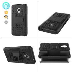 Cassa Shockproof del telefono mobile del PC di Kickstand TPU per Alcatel U5 (4G)