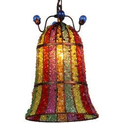 Lampada Pendant del lampadario a bracci di Tiffany di stile di missione per la decorazione domestica (WH-TF-15)