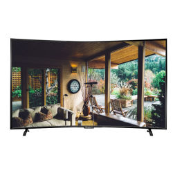 "75"" pantalla LCD de cristal de color de base de piezas de TV LED Full HD TV del hogar digital"