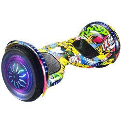 Couleurs personnalisables deux roues électriques intelligents enfants skateboard