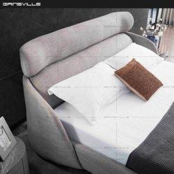Moderner italienischer Minimalismus-Entwurfs-weicher König Bed mit Headboard Gc1725