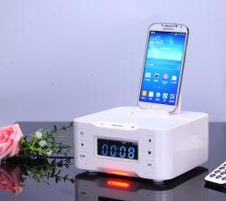 Station d'accueil de chargement mobile Bluetooth haut-parleurs pour tablette Android Apple