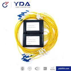LC Upc CWDM 1X8 каналов Wdm грубая Wdm дешевые устройства сетей FTTH оптоволоконный преобразователь