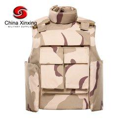Bocal personalizados protegem os homens à prova de bala Vest Deserto balístico de camuflagem Militar de aramida Bulletproof Vest armadura corporal