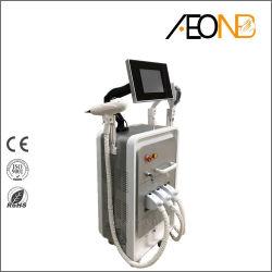 Flash продажи Shr Elight RF ND YAG лазер 4 в 1 для удаления волос Tattoo Снятие многофункционального спа оборудование