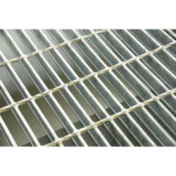 Las rejillas de acero galvanizado en caliente para las plataformas de piso y cubierta de la Trinchera