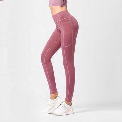 Pantaloni asciutti rapidi di yoga delle donne di forma fisica di ginnastica di sport di alta qualità