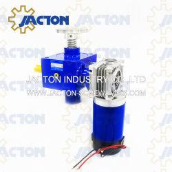 El mejor motor eléctrico impulsado por el tipo de brida de gato de tornillo, el motor del engranaje helicoidal independiente tornillo impulsado por los fabricantes de tomas