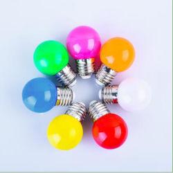 다채로운 훈장 LED 전구 1W 축제 점화 LED 램프