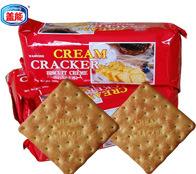 200g de Cracker van de room, de Koekjes van de Room, de Crackers van de Ui, Koekjes