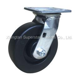 На заводе изготовителя черный пластиковый 6 В PP колеса ролики