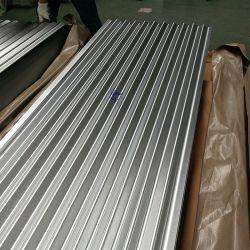 Anti-d'empreintes digitales de 0.5mm GL 55 % recouvertes de zinc de feuilles en aluminium