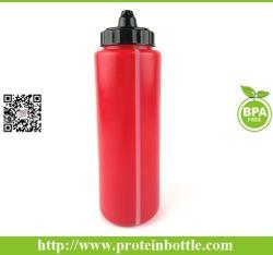 BPA geben Flasche des Sport-1L mit Pressung-Kappe frei