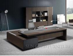 Diseño moderno de lujo en la tabla de la Oficina escritorio ejecutivo muebles de madera