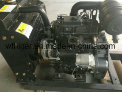 Технология Yanmar дизельного двигателя