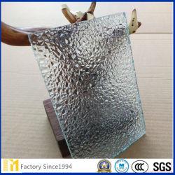 Modern Design Patterend Glass /Tempered Glass/Glass Verwerkt Van Qingdao Port