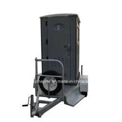 Galvanisé Camping Public toilettes portables pour la vente de remorque
