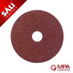 Disco abrasivo de discos de resina Discos lijadores de fibra