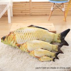 Custom faite à la main un jouet en peluche de poisson pour l'oreiller