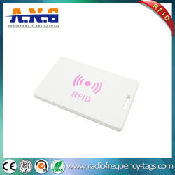 Carte à puce RFID pour l'identification automatique des solutions de suivi des actifs