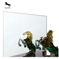 3-19mm espelho de vidro escurecido para decoração