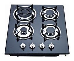 Fresa incorporata del gas degli apparecchi di cucina con 4 bruciatori per cucinare