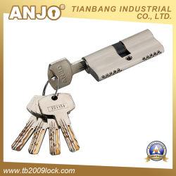 高品質ロックシリンダー真鍮シリンダーロック(c3370-111sn-271sn)