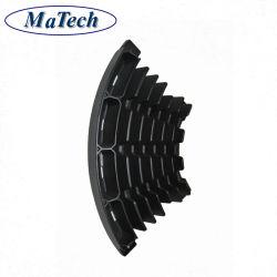 De zwarte Radiator van het Aluminium van de Gietvorm van de Matrijs van de Deklaag van het Poeder