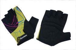 Jinrex 2017 New Fashion Anti-Slip Bicycle Mitt Fitness Training Cycling Sports Half Finger Glove