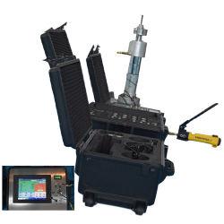 Pneumatique Portable de pression hydrostatique de pompe d'essai de soupape de sécurité