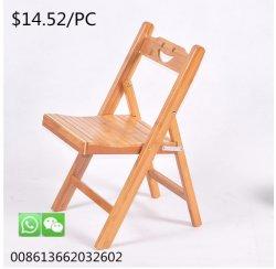 Firniture métal chaises à bascule de loisirs de plein air enfant chaise pliante portable