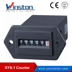 Sys-1 Relé de tiempo contador eléctrico / Contador digital