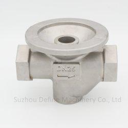 Personalizar la fundición de aluminio mecanizado automático de las suspensiones de acero inoxidable de latón