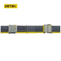 격리 유리제 기계 수직 자동적인 편평한 압박 격리 유리 가공 기계 생산 Line2000mm