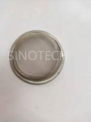 Ao redor do filtro de tela de metal e os elementos do filtro de latão ou ss 3