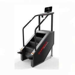 China equipamentos de fitness máquina Cardio escalador de escada para Fins Comerciais Alpinista