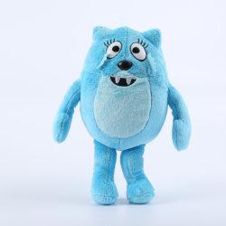 Het naar maat gemaakte Zachte Gevulde Stuk speelgoed van Doll van de Mascotte van het Karakter van het Karton van de Pluche