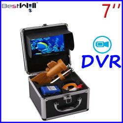 수중 감시 사진기 DVR 비디오 녹화 2.6mm 직경 케이블 7A3