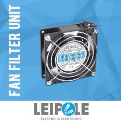 F2e-92 배기 냉각용 터미널 유형 230V AC가 장착된 금속 축 팬