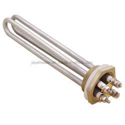 電気ステンレス鋼ねじプラグの液浸の給湯装置の要素