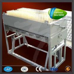 Vela Pilar Manual personalizadas da máquina de moldagem máquina de China de boa qualidade para fazer vela