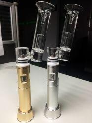 Portable Dabbing Enail Caneta DAB Enail H G9 Henail Herb Plataformas Petrolíferas tabagismo vaporizador de Tubo de vidro