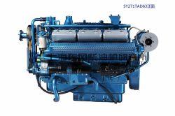 630квт Шанхай дизельный двигатель для генераторной установкой из Dongfeng