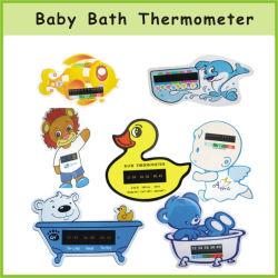 Безртутный ЖК-Детский термометр для ванной карты / термометр для воды