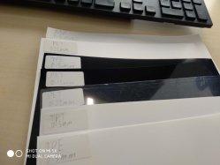 Prix de gros Mmpet 0.15-0.35 épaisseur Plaque arrière Fabricant de module solaire Solaire Panneau Solaire de ligne de production