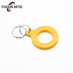 De verschillende Markering Keyfob van de Vorm en van de Kleur RFID voor Zeer belangrijke Ketting