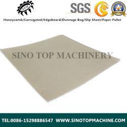 Compacta Slipsheet Papel Kraft para puxar e empurrar